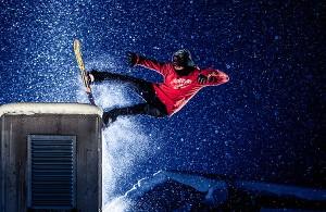 urban-snowboarding