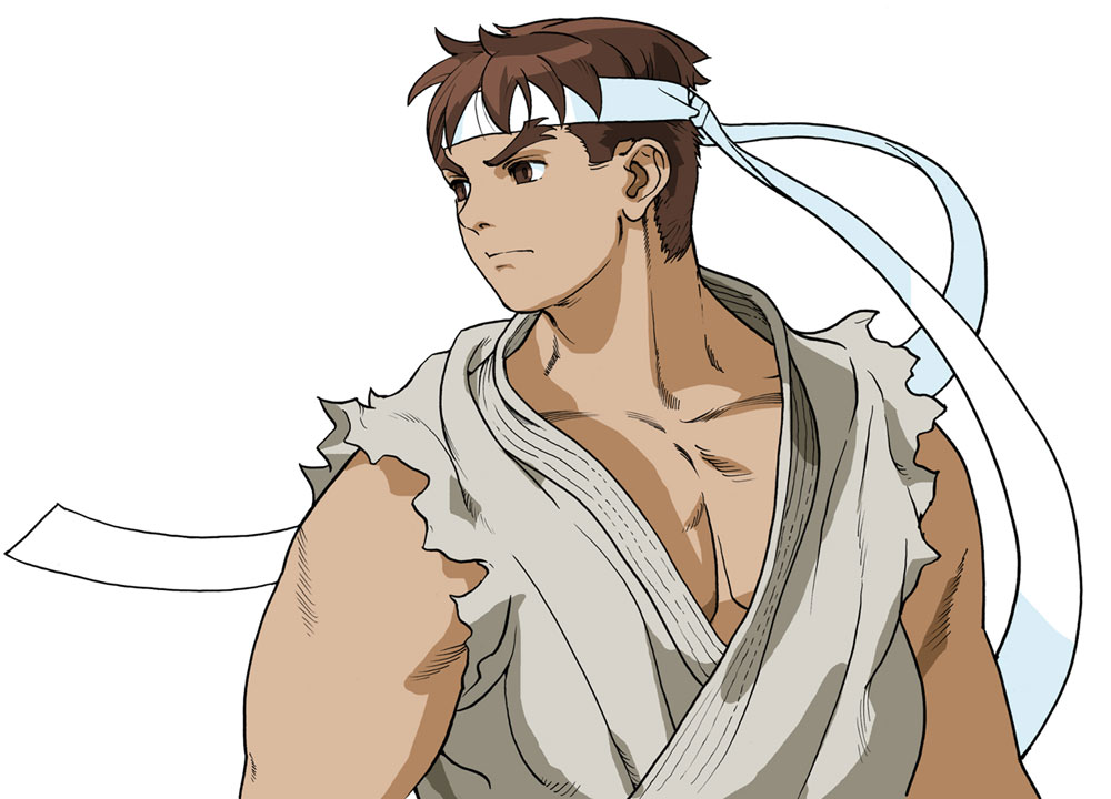 Street-Fighter-Alpha-3-Game-Character-Official-Artwork-Render-Ryu-3
